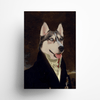 Paw&Bone Pawtrait™ Custom The Count Poster Custom Portrait - Personalized Gift