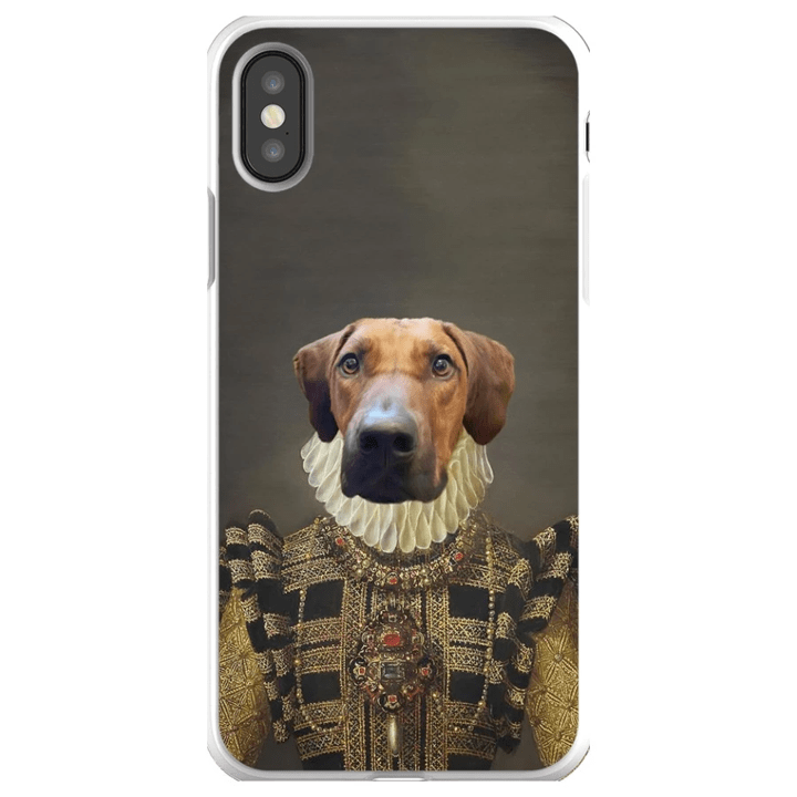 Paw&Bone Pawtrait™ Custom The Dame Phone Case Custom Portrait - Personalized Gift