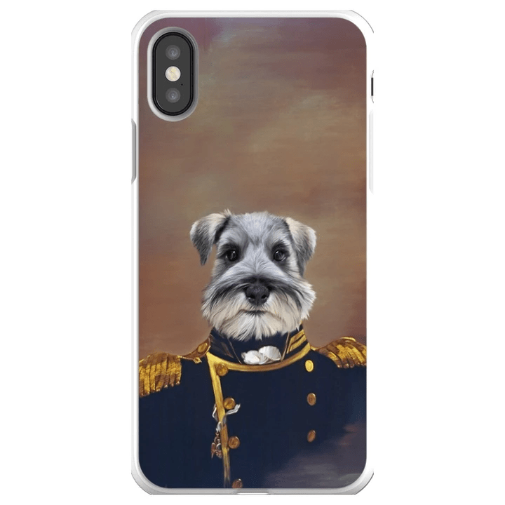 Paw&Bone Phone Case Pawtrait™ Custom The Admiral Phone Case Custom Portrait - Personalized Gift