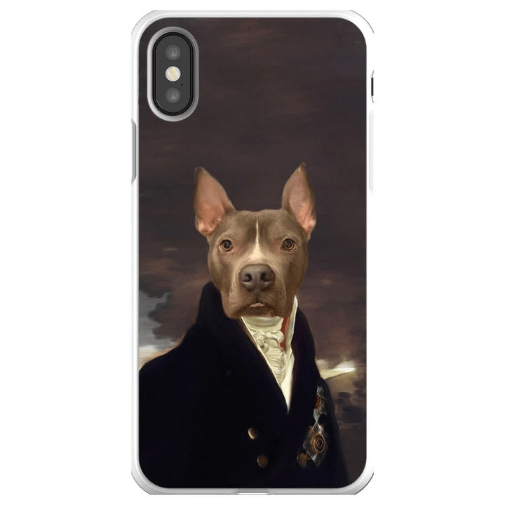 Paw&Bone Phone Case Pawtrait™ Custom The Count Phone Case Custom Portrait - Personalized Gift