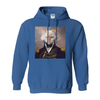 Paw&Bone Royal / Small (S) Pawtrait™ Custom The General Hoodie Custom Portrait - Personalized Gift