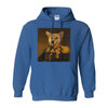 Paw&Bone Royal / Small (S) Pawtrait™ Custom The Veteran Hoodie Custom Portrait - Personalized Gift