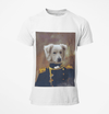 Paw&Bone T-shirt Pawtrait™ Custom The Admiral T-shirts Custom Portrait - Personalized Gift