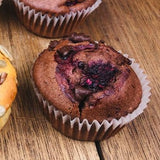 Berry Mix Muffins