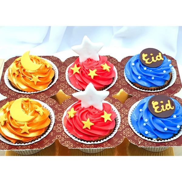 Eid Special Cupcake Colorful