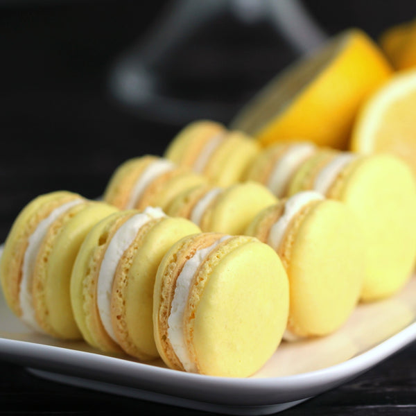 French Macaroon Lemon