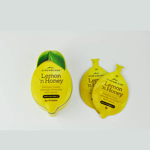 Lemon Honey Sachet 8gm*12