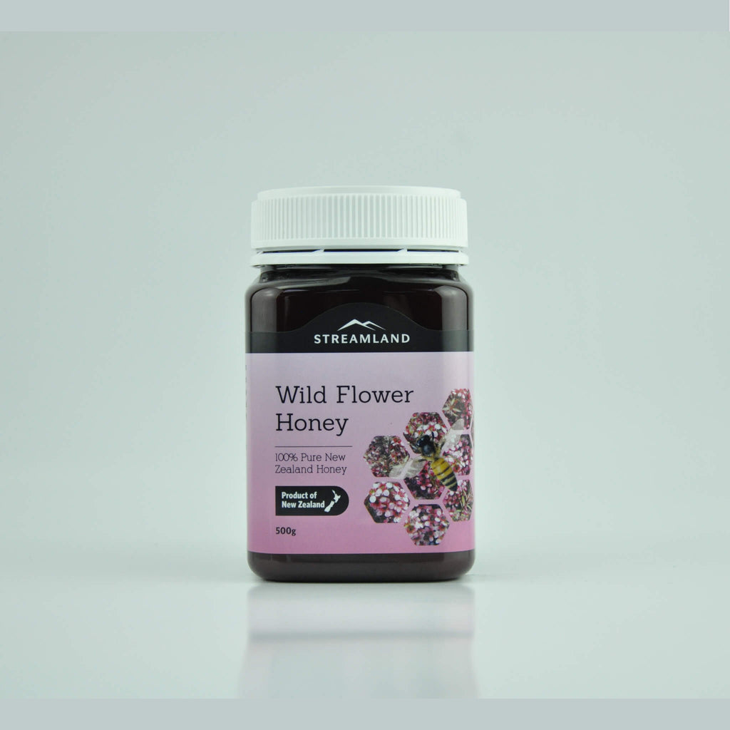 Wild Flower Honey 500gm - Minar Webstore