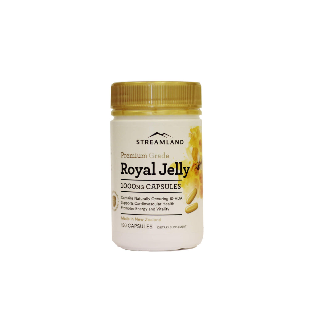 Royal Jelly 1000mg *150 Capsules - Minar Webstore