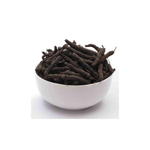 Seeds and Hands Wayanad Long Pepper/Thippili/Pipali Whole - Pack of 2 x 100g (200g)