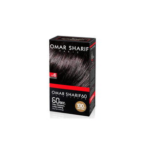 Omar Sharif Color Cream | Natural Brown - Minar Webstore