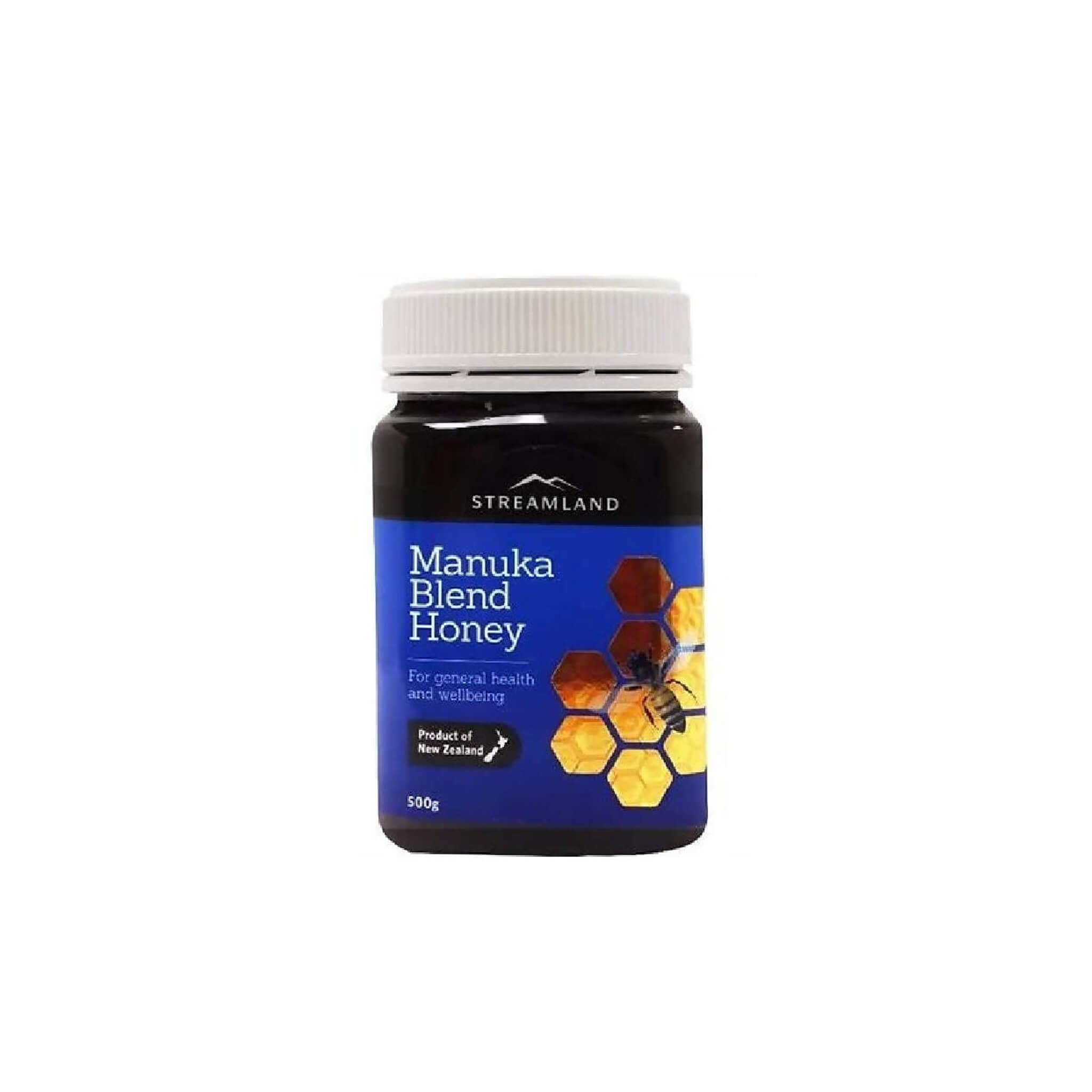 Manuka Blend Honey 250gm - Minar Webstore