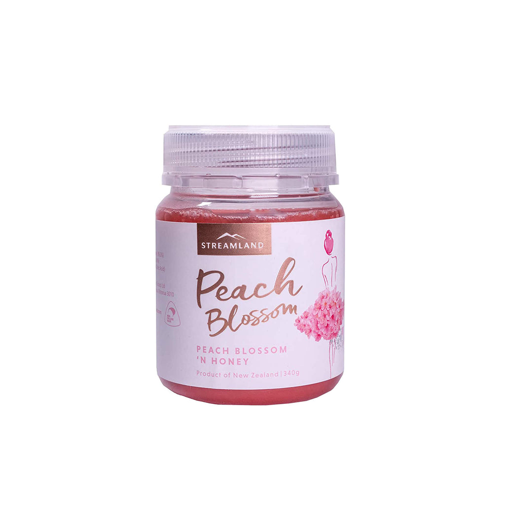 Peach Blossom Honey 340gm