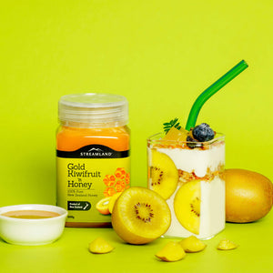 Gold Kiwifruit Honey 250gm - Minar Webstore