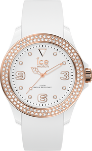 Ice Watch Star - White Rose-Gold
