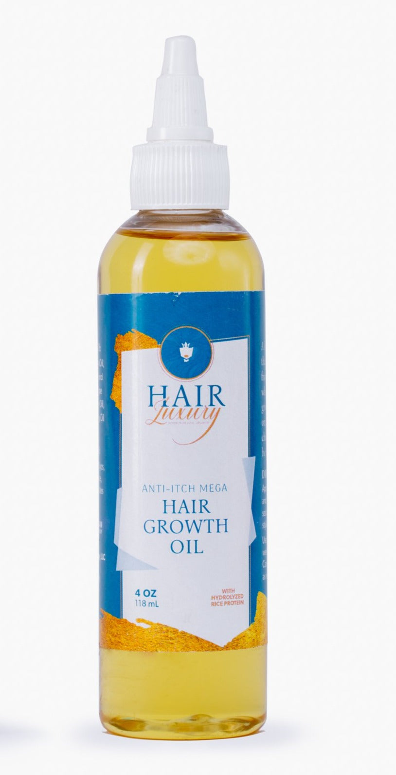 Hair Luxury Anti Itch Mega Hair Growth Oil