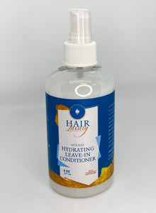 Intense Hydration Leave In Conditioner Infused with Hydrolyzed Rice Protein