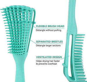 Hair Luxury Detangler Brush