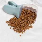 Food Scoop Clipper For Dogs and Cats