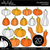 Pumpkins - Outlined