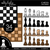 Chess Clipart - Outlined