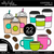 Coffee 1 Clipart - Outlined