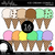 Ice Cream Cones 1 Clipart - Outlined