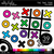 Tic Tac Toe Clipart - Outlined