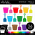 Shovels & Pails 2 Clipart - Unlined