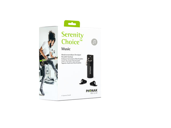 Serenity Choice Music KM20 Earplugs