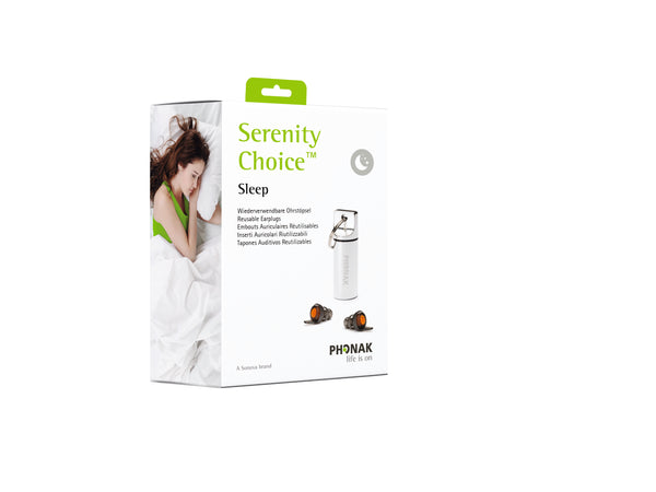 Serenity Choice Sleep KI25 Earplugs