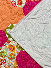 Load image into Gallery viewer, Blossom Baby, A Baby Finished Quilt