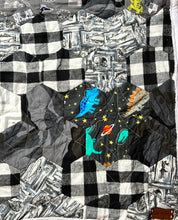 Load image into Gallery viewer, Marigold Marmalade, A Finished Comfort/ Baby Quilt