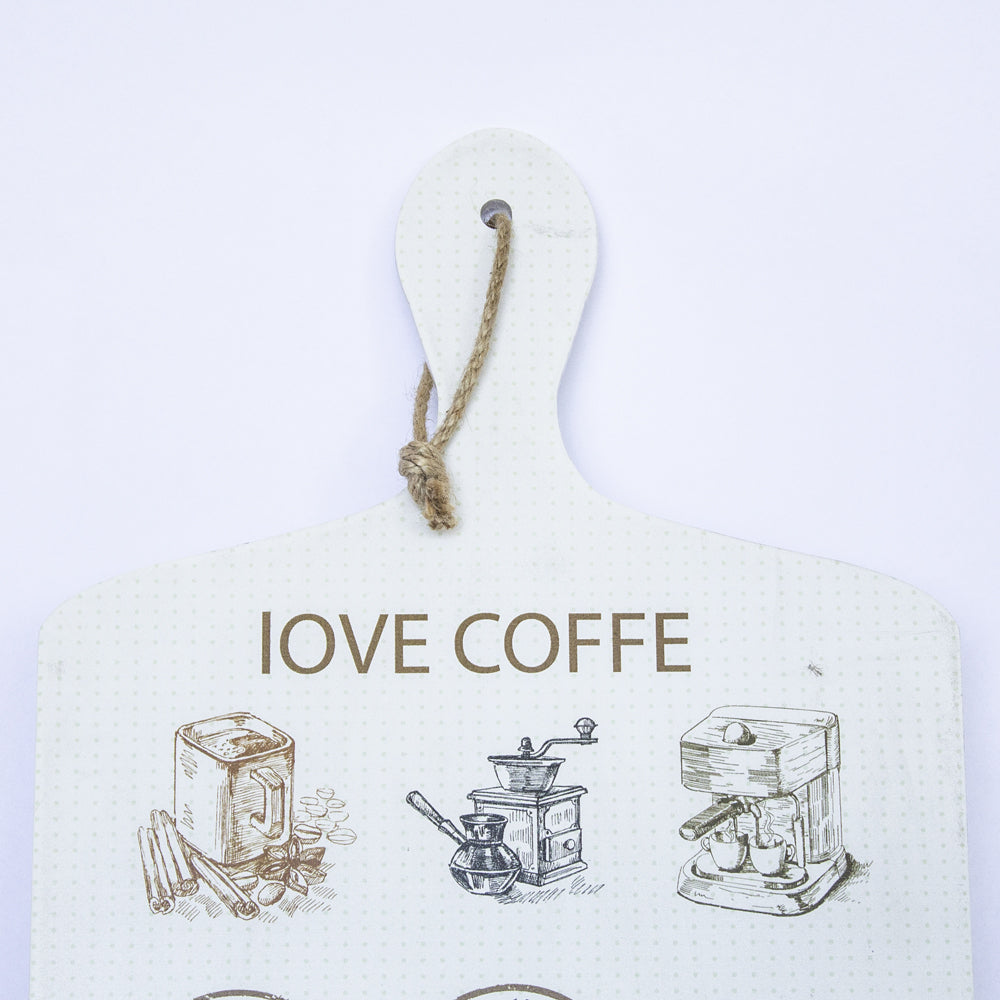 Tabla Love Coffe