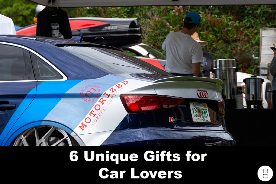 6 Unique Gifts For Car Lovers