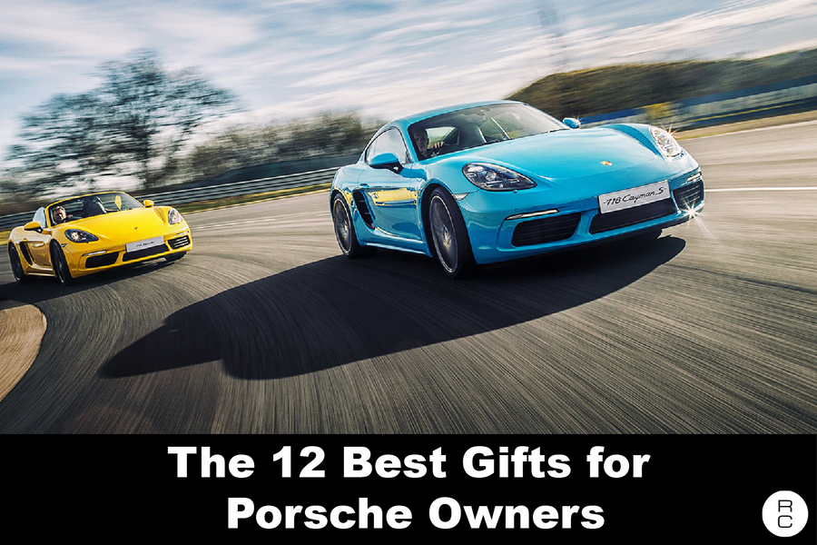 The 12 Best Gifts for Porsche Owners