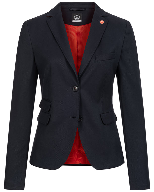 Fortuna Damen Blazer Navy 80021-662