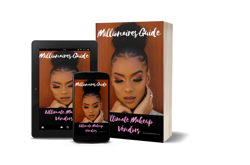 Ultimate Makeup Vendors - QveenCaakiee©️ Luxury Boutique