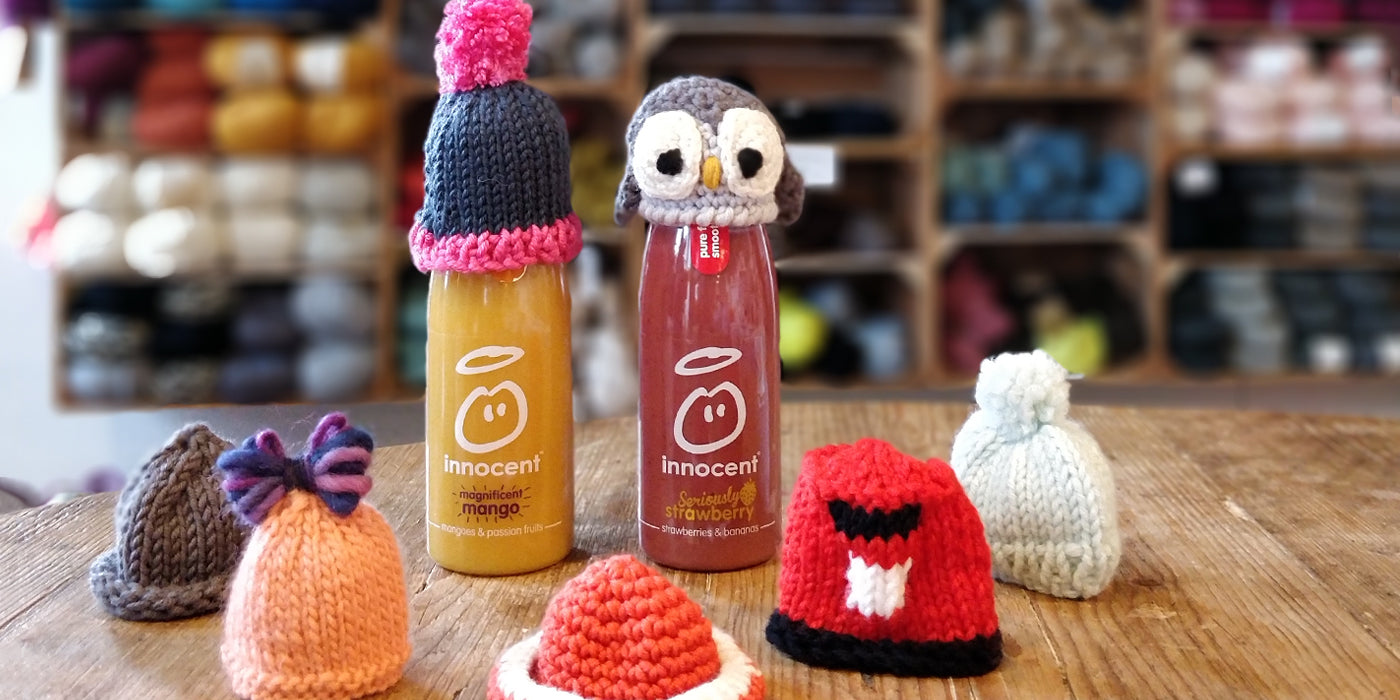 The Big Knit Knitting Party + The Village Haberdashery