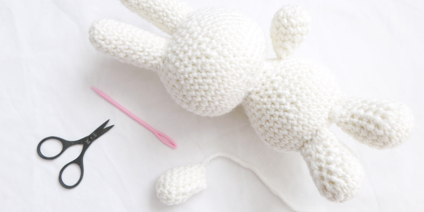 Sewing Miffy Amigurumi