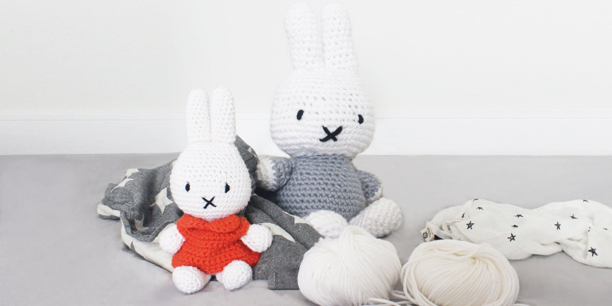 Miffy x Stitch & Story Collection