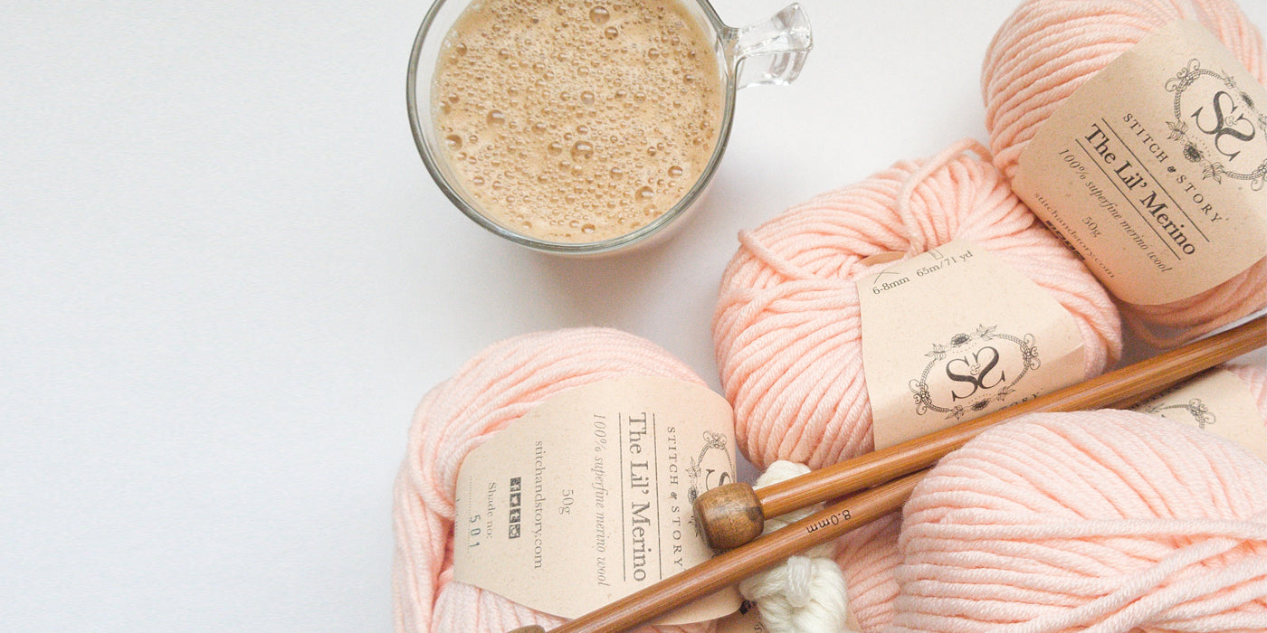 20 Knitting And Crochet Terms From CAL to Yarnie