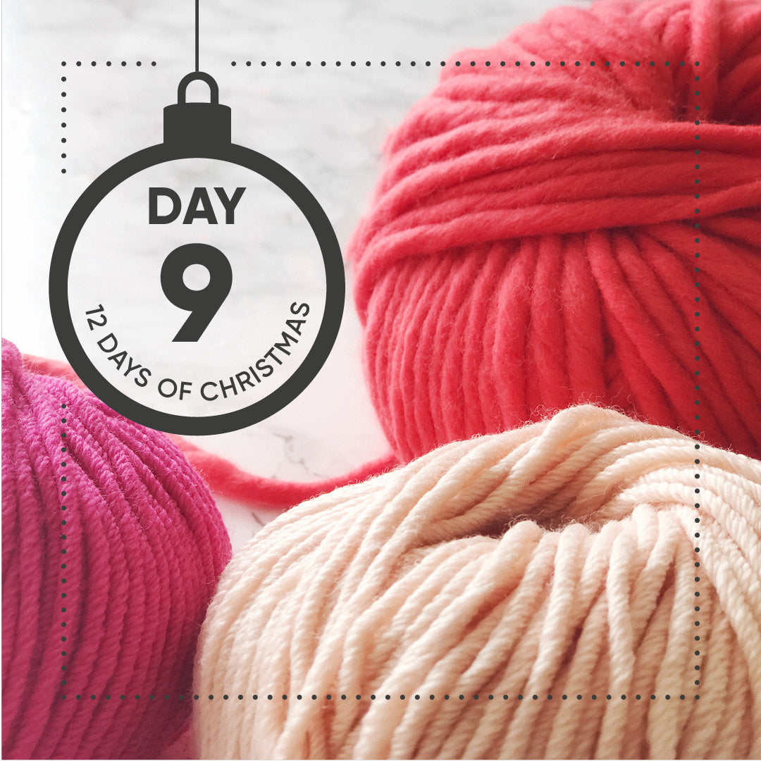 🎶 Ladies Dancing… 🎶 20% off Chunky Wool makes everyone dance
