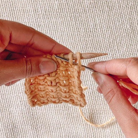 How to do a sewn bind off