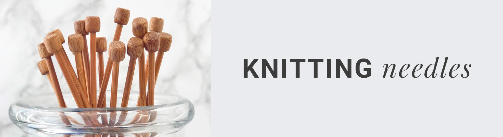 Knitting Needles | Stitch & Story