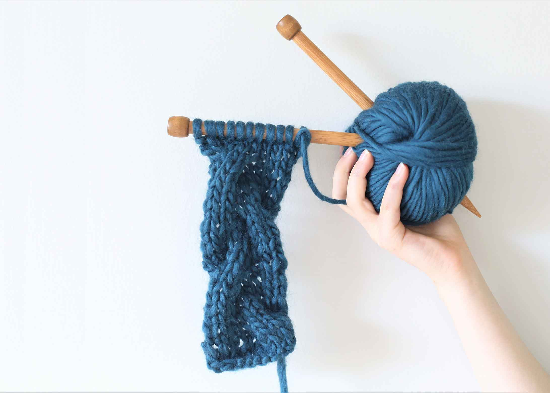 Knitting | Stitch & Story