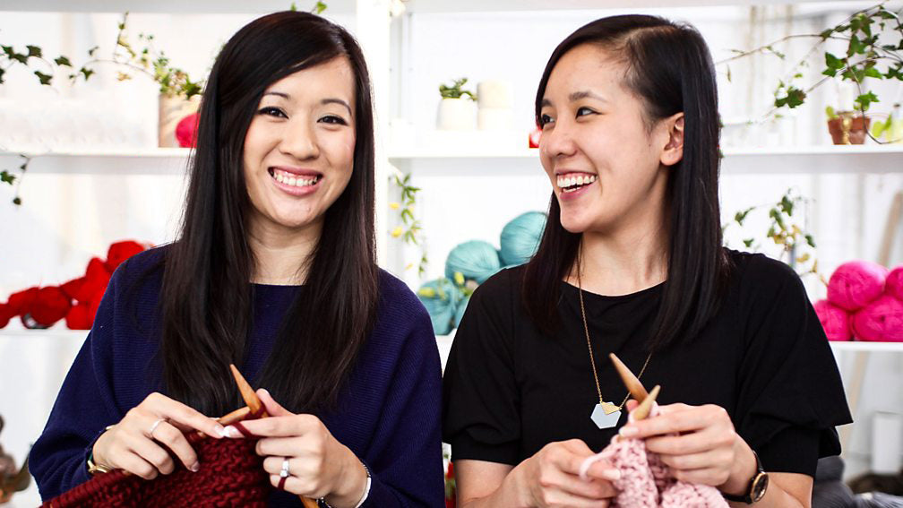 Jennifer Lam and Jen Hoang | Stitch & Story