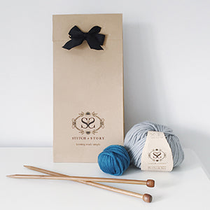 Knitting Kit | Stitch & Story