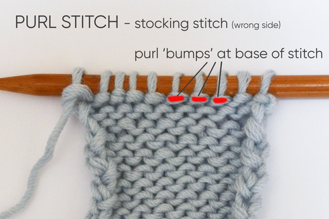 4 Steps To Learning How To Read Your Knitting Stitch Story Usa