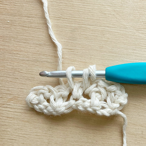 How to crochet textured stitch